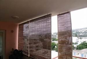 Rideau Pour Balcon : bache occultant brise vue de jardin brise vue rigide with ~ Premium-room.com Idées de Décoration