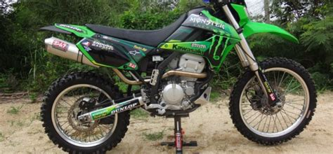 Kawasaki Klx 250cc Modifications For Enduro Off-road Dirt