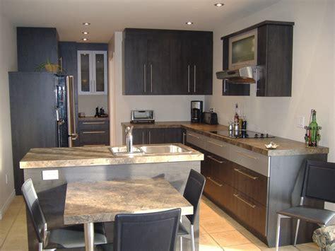 armoire de cuisine thermoplastique ou polyester modèles d 39 armoires de cuisine sur mesure à québec