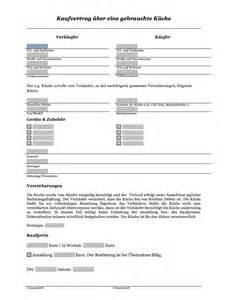 kaufvertrag gebrauchte küche kuche verkaufen mietwohnung vertrag möbeldesign idee kaufvertrag küche muster