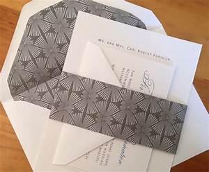 27 fabulous diy wedding invitation ideas diy joy With handmade wedding invitations tutorial