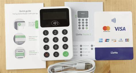izettle review    uks  card reader