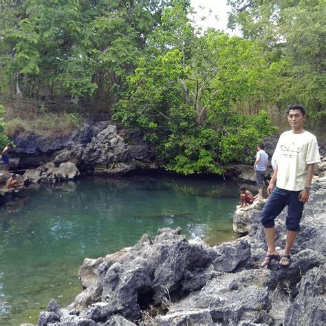 wisata alam eksotis pulau semau  ntt wisata pantai