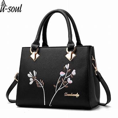 Bags Shoulder Bag Handbags Leather Tote Ladies