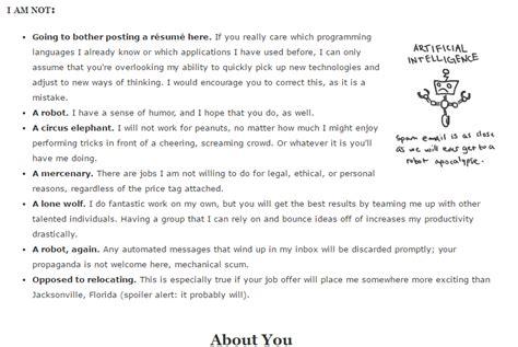 spice up your resume social media application
