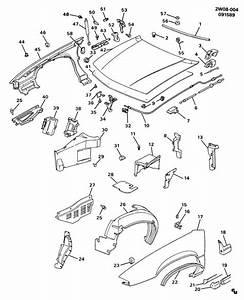 Pontiac Grand Prix Molding Kit  Rocker Panel  Molding Kit