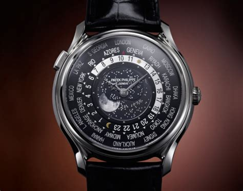Patek Philippe World Time Moon Reference 5575 and 7175 ...