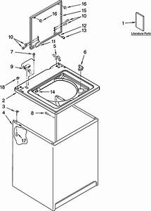 27 Admiral Washing Machine Parts Diagram