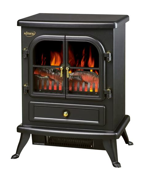 spare repair log burning flame effect  electric fire
