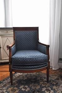 Refaire Un Fauteuil Bridge : comment retapisser un fauteuil diy fauteuil retapiss mmaxine blog diy d co et lifestyle ~ Melissatoandfro.com Idées de Décoration