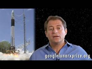 Dr. Peter H. Diamandis talks about SpaceX and Falcon I ...