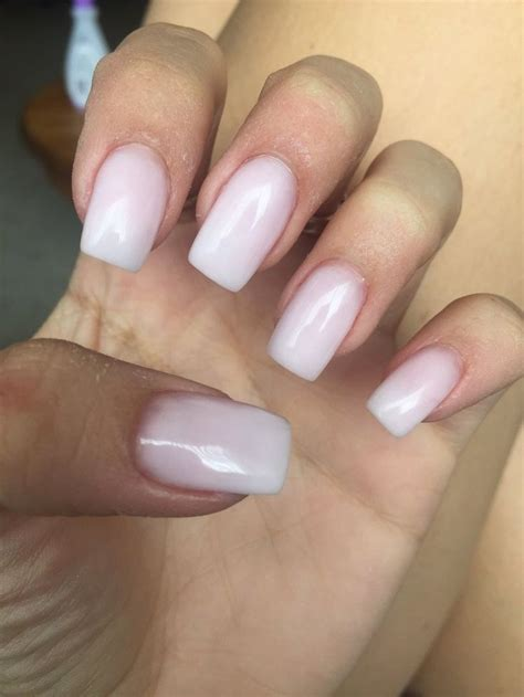 Best 25+ Clear gel nails ideas on Pinterest | Classy gel nails Clear nail designs and French ...