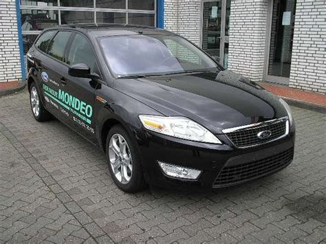 ford neues modell ford mondeo trend tdci neues modell chf 25 067