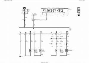 Peugeot 307 Heater Wiring Diagram