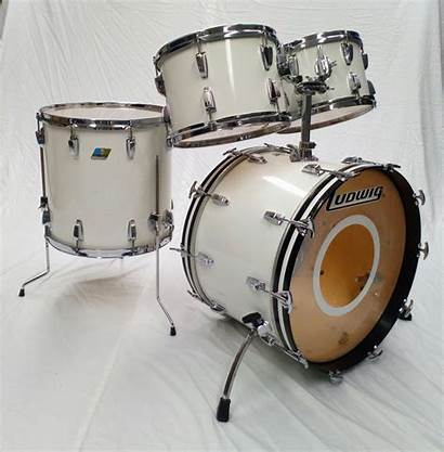 Drum Ludwig Kit 80s 70s Beat Cortex
