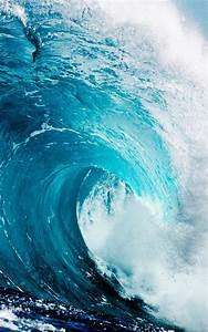 Mighty Ocean Wave 4k Ultra Hd Mobile Wallpaper