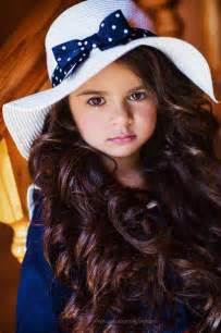 Girl Children Fashion Models