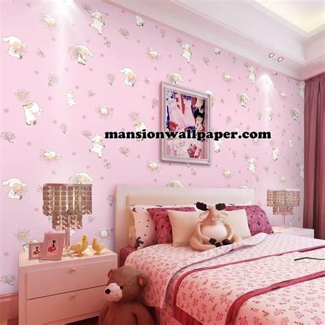 jual wallpaper dinding kamar tidur anak wallpaper