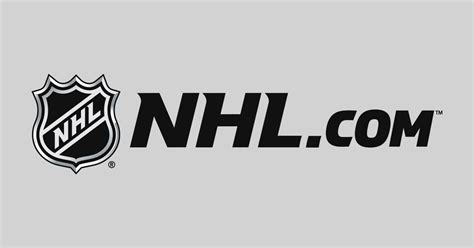 Official Site Of The National Hockey League
