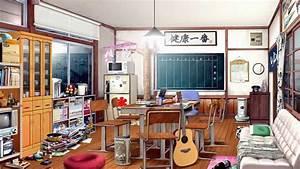 Indoor Anime Landscape [Slideshow] - YouTube