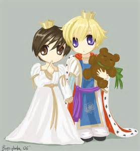 Anime King and Queen