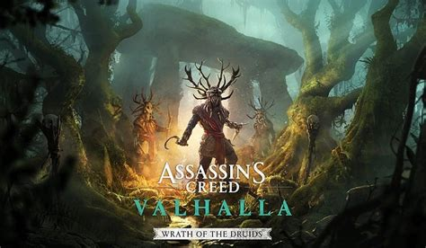 First off, it seems the days of 2 games every month are gone. Assassin's Creed Valhalla DLC Wrath of the Druids Coming ...