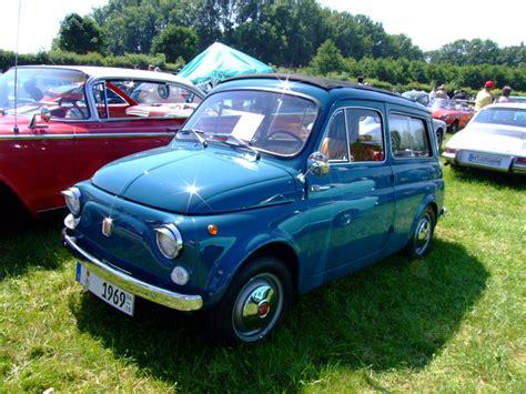 Fiat 500 Giardiniera — Wikipédia