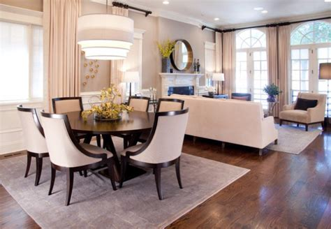 practical solutions  carpet   dining room