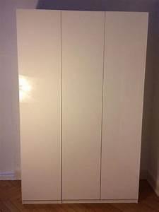 Ikea Schränke Pax : ikea schrank pax hochglanz wei 3 t ren in stuttgart schr nke sonstige schlafzimmerm bel ~ Buech-reservation.com Haus und Dekorationen