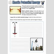 Elastic Potential Energy By Danbrown360  Teaching Resources Tes