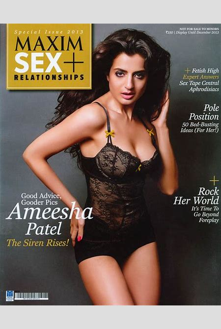 Sizzling Hot Ameesha Patel Wallpapers & Latest Bikini Images - Allscoopwhoop