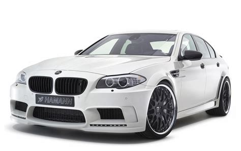 718-hp Wide-body Hamann-tuned Bmw M5 Revealed