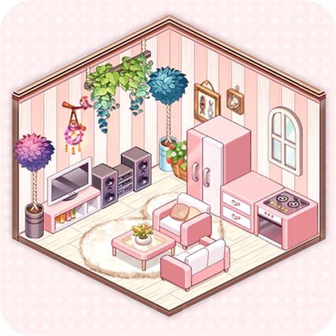 kawaii home design decor fashion game  mod