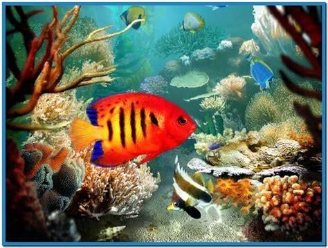 windows 7 screensavers free 3d aquarium screensaver
