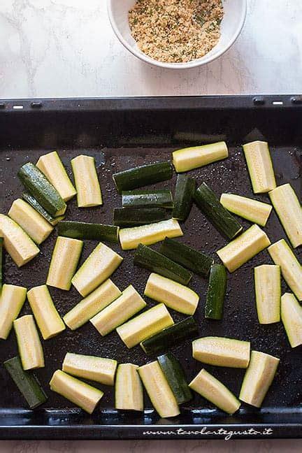come cucinare le capesante al forno zucchine al forno gratinate e croccanti ricetta