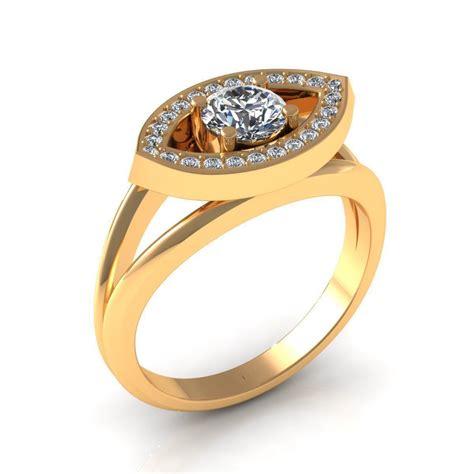 Marquise Love Ring 3d Model 3d Printable Stl 3dm