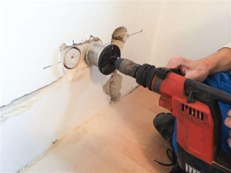 steckdosen bohren abstand stromleitungen verlegen sanier