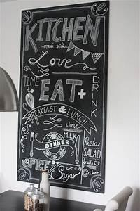 Tafel Küche Kreide : 25 best ideas about kreide tafel schrift auf pinterest kreidetafelschrift schiefertafel ~ Bigdaddyawards.com Haus und Dekorationen
