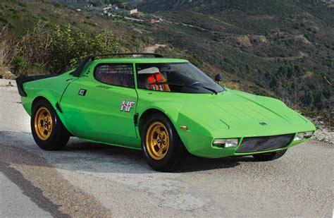 1974 Lancia Stratos Hf Stradale by 1974 Lancia Stratos Hf Stradale