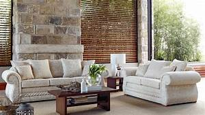 buy tuscany 3 seater fabric sofa harvey norman au With living room furniture sets australia