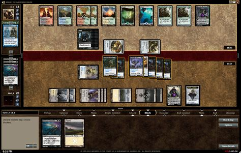 The New Magic Online Client  Magic The Gathering