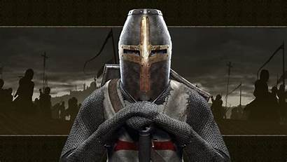 Knight Crusader War Medieval Total Background Wallpapers