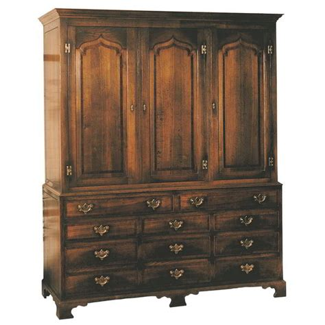Large Wardrobe With Drawers by 3 Door Wardrobe With Drawers Solid Oak Wardrobes Tudor