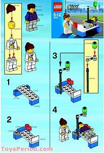 Lego 4936 Medic And Patient Set Parts Inventory And