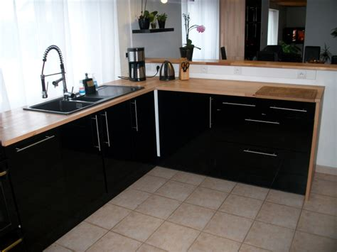 Cuisine Noir Et Blanc Ikea Md72