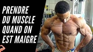 6 Astuces Pour Prendre Du Muscle Quand On Est Maigre