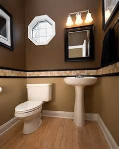 small bathroom wall color ideas these 2 colors compliment eachother nicely brown and family for the home