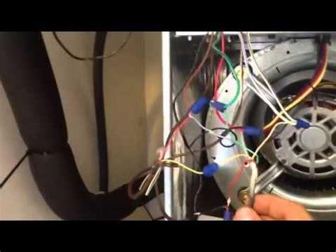 wire  voltage  rheem youtube