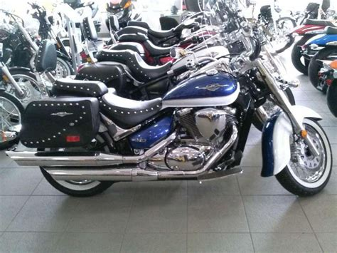 2012 Suzuki Boulevard C50t by 2012 Suzuki Boulevard C50t Cruiser For Sale On 2040motos