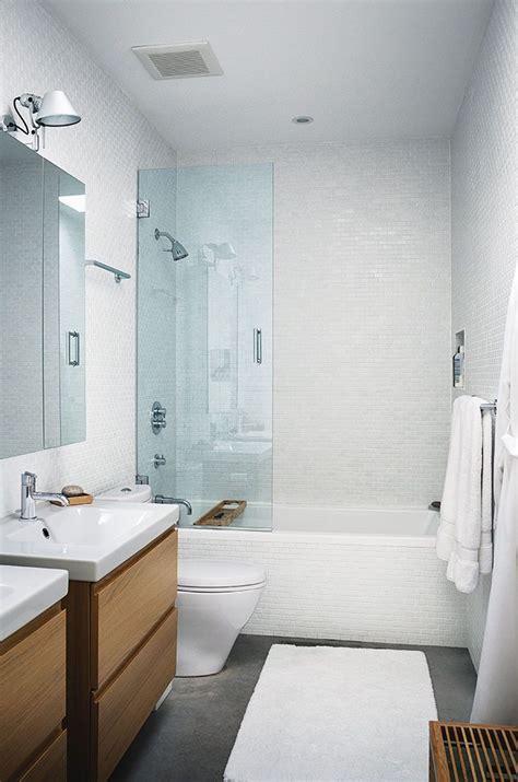 ontario vacation home master bathroom  ikea vanities